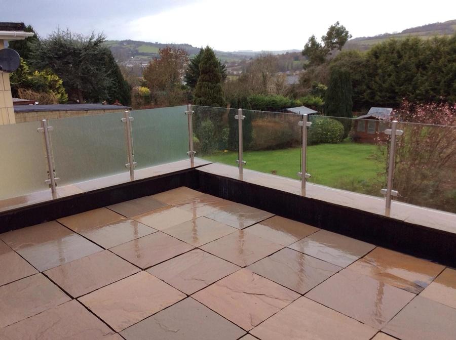 Steel Fabricated Balcony Trowbridge
