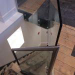 Steel Fabrication Staircase Bath
