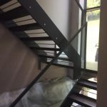 Steel Fabrication Stairwell Chippenham